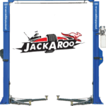 2 post Hoist 4.5T Clear floor, Professional Grade-Jackaroo JT450CF-PRO, |Pro Workshop Gear