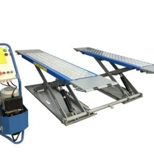 Mid Rise Scissor Lift -3.T, Super Heavy Duty-Jackaroo JSL300-1.0H | Pro workshop Gear