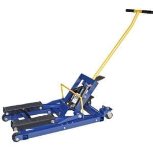 Motorbike Mobile Stand,680 Kg-Jackaroo JMMS680K, |Pro Workshop Gear
