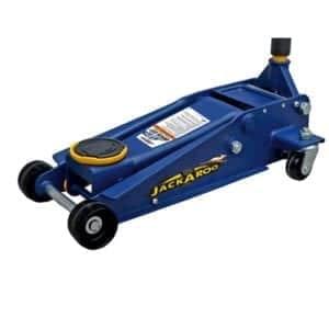 2.5 Ton Floor Jack, Jackaroo workshop Grade 2.5 Ton trolley Jack, JQLSJ28T, |Pro Workshop Gear