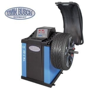 Wheel Balancing Machine, Basic Line, Twin Busch Germany- TWF-00, |Pro Workshop Gear