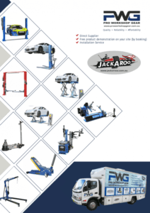 Jackaroo Product Guide