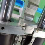 Car Scissor Lift 3.0T High Rise mechanical lock