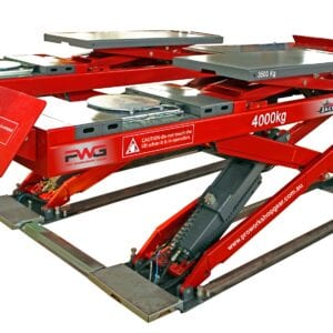 Alignment Scissor Lift