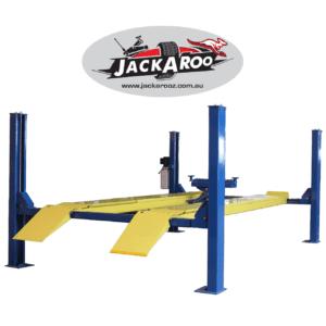 4 Post Hoist 4.5 Ton- professional grad-Jackaroo JFP4.5PRO, |Pro Workshop Gear