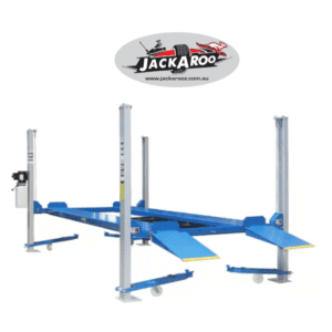 4 post Hoist STD 3.6T, Car Parking Hoist & Car Stacker, Jackaroo JFP3.6STD, |Pro Workshop Gear