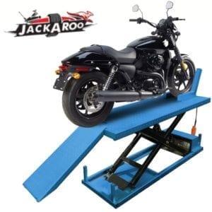 Motorcycle Lift 600 KG, Jackaroo, JMBL600, |Pro workshop Gear