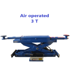 Sliding Jack 3T-for 4 Post Hoist, air Operated, Jackaroo JSJA3, |Pro Workshop Gear